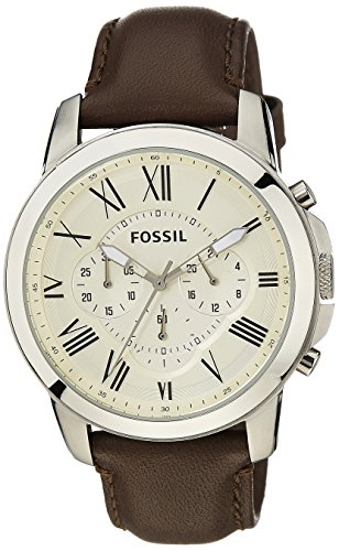 Fossil End-of-Season Analog Multi-Colour Dial Men's Watch – FS4908