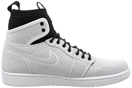 Jordan Nike Herren Air 1 Retro Ultra High Basketball Schuh Granit