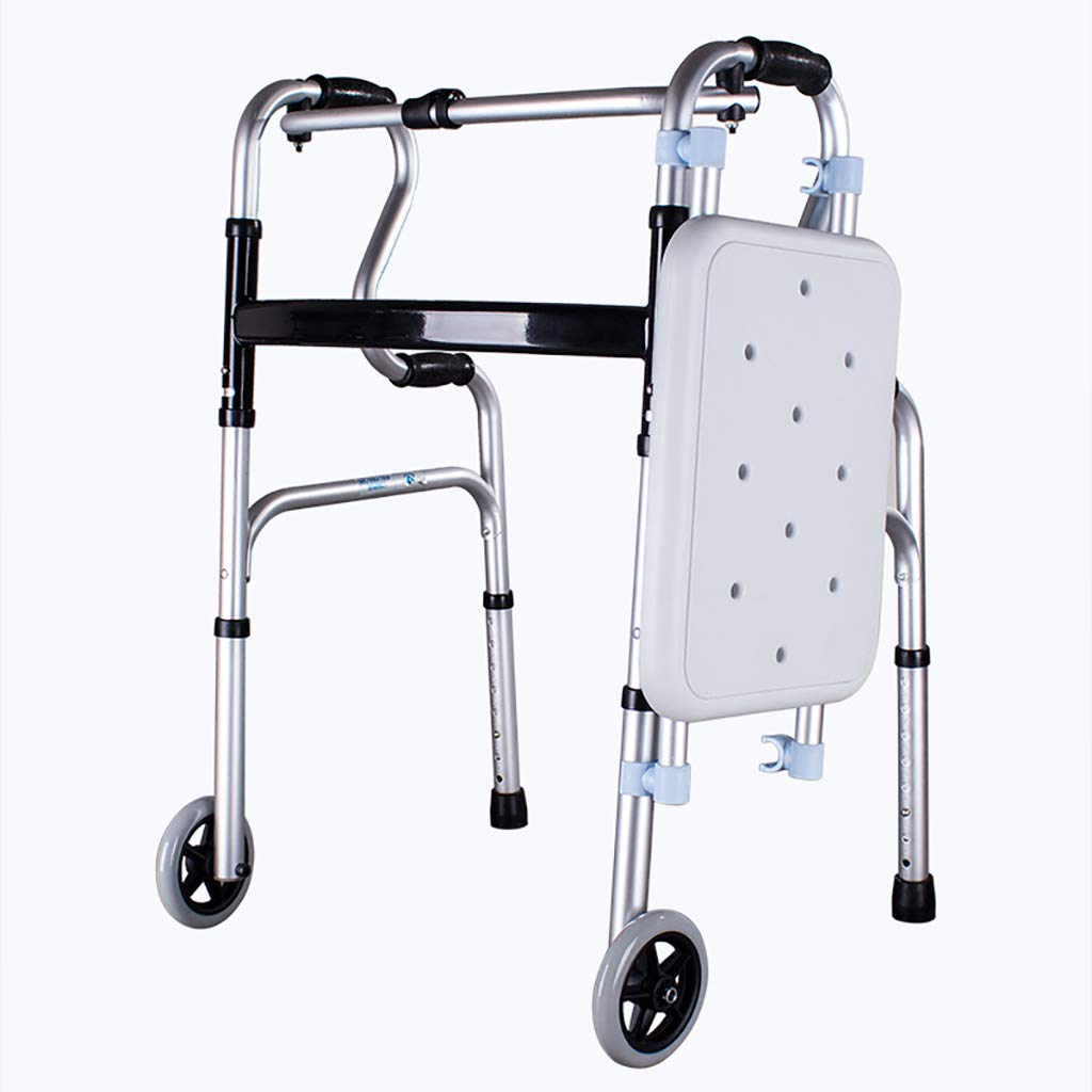 贈り物 ワンクリック折りたたみ障害者用歩行器、四足老人用歩行器アームレストチェアズ杖防止秋補助歩行器 (色、2つの選択肢 B07LDSQ5JK (色 : B) B B) B07LDSQ5JK, ホログラムショップ ダンフォルム:8a51aa99 --- a0267596.xsph.ru