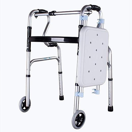 Caminador para discapacitados Plegable con un Solo Clic ...