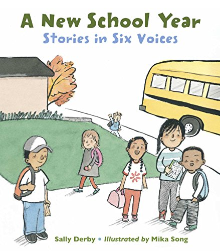 A New School Year: Stories in Six (Themes For New Years)