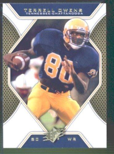 2010 Upper Deck SPx Football Card # 100 Terrell Owens - Tennessee-Chattanooga / Cincinnati Bengals (NFL Trading...