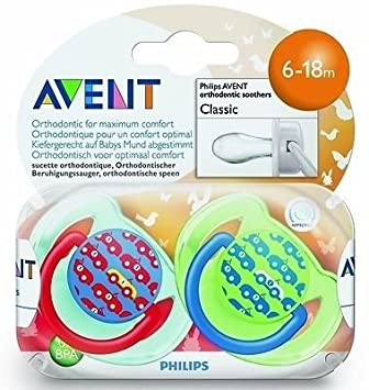 Amazon.com: Philips AVENT 6 – 18 meses de Ortodoncia ...