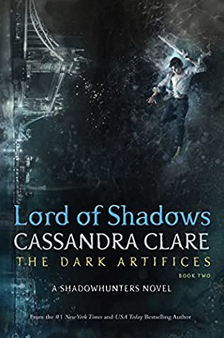 book cover of Lord of Shadows