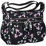 Vbiger Messenger Bag Cross Body Bag Shoulder Bag Handbags for Women Suitable Shopping Travel Appointment Leisure