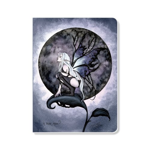 ECOeverywhere A Dark Moon Sketchbook, 160 Pages, 5.625 x 7.625 Inches (sk12162) by ECOeverywhere