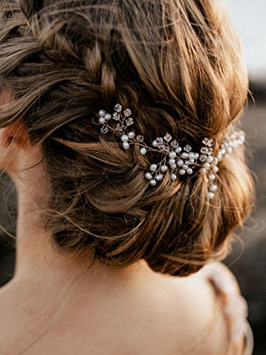 The 8 best bridal headbands for wedding rose gold