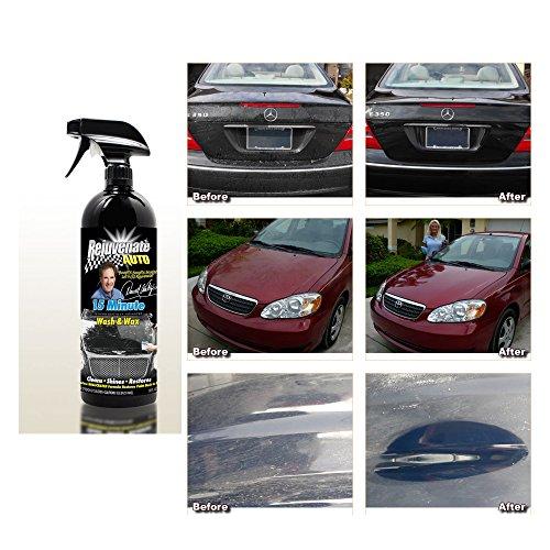 Donnez un Coup Auto 15Minute Lavage et cire kit w/serviettes Darrell Waltrip Joint de voiture