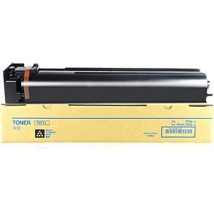TN711 Cartucho de tóner de color reemplazable Compatible para ...