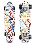 Xtreme Free X Free 22'' Complete Skateboards