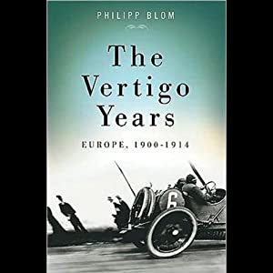 The Vertigo Years Audiobook
