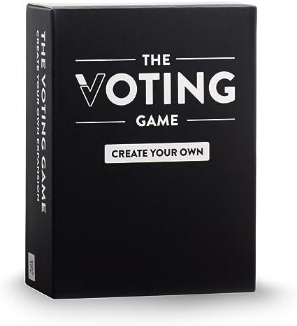 Amazon.com: La Votación Juego – Crea tu propio Expansión ...