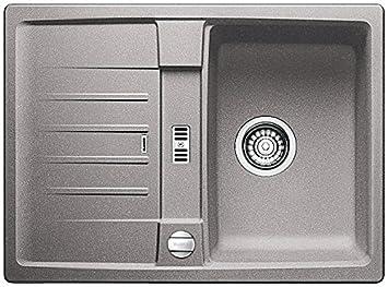 Blanco Lexa 6 S K/üchensp/üle 514676 anthrazit-schwarz Silgranit PuraDur