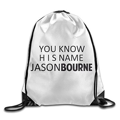 MYKKI Jason Bourne New Design Port Bag (Armadillo Costume)