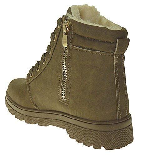 Stiefel Damen Art Schuhe Winterschuhe Neu Damenstiefel Boots 306 Winterstiefel 7q1fUIqgO