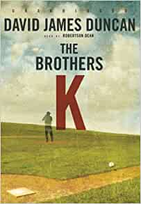 a research on the novel the brothers k by david james duncan News, email and search are just the beginning discover more every day find your yodel.