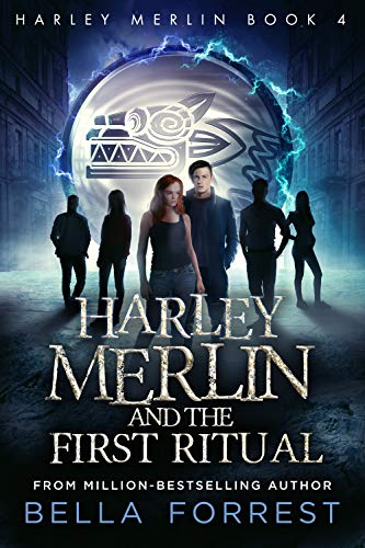 Pdf Teen Harley Merlin 4: Harley Merlin and the First Ritual