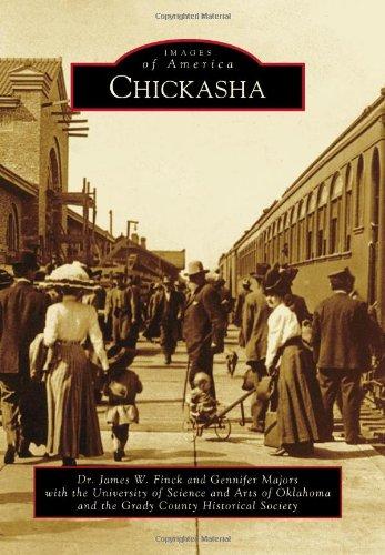 Chickasha (Images of America) pdf epub