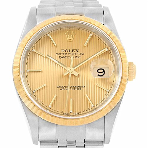 Rolex Datejust automatic-self-wind womens Watch 16233 (Certified Pre-owned) by Rolex
