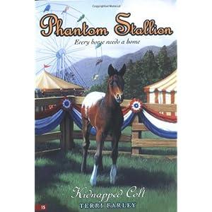 Phantom Stallion #15: Kidnapped Colt