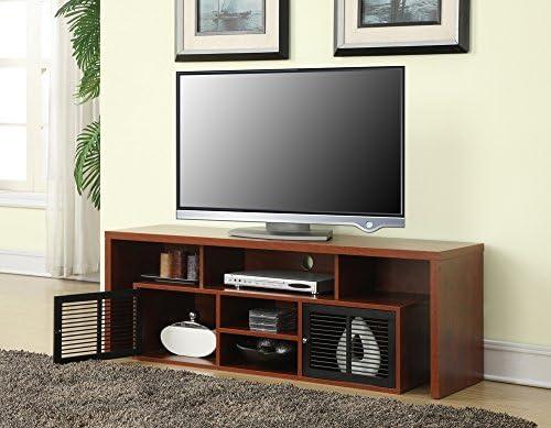Convenience Concepts Lexington 60 TV Stand, Cherry