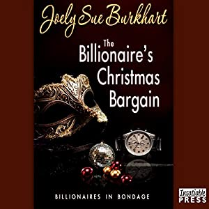The Billionaire's Christmas Bargain Hörbuch
