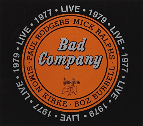 Bad Company - Live 1977 & 1979 - Zortam Music