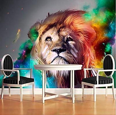 Personalizado 3D Mural Wallpaper Imprimir Moderno Salón Sofá Tv ...