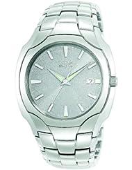 (历史最低)Citizen西铁城 Men's BM6010 Watch男士光动能不锈钢腕表 折后$89.99