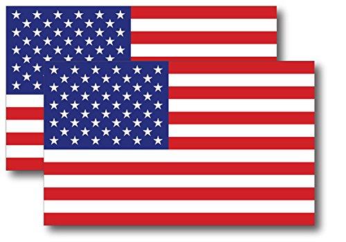 American-Flag-Magnet-Decal-5-inch-x-3-Inch-Heavy-Duty-for-Car-Truck-SUV