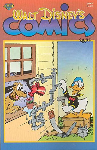 Walt Disney's Comics And Stories #670 (Walt Disney's Comics and Stories (Graphic Novels))