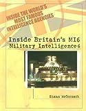 Inside Britain's MI6, Shaun McCormack, 0823938123