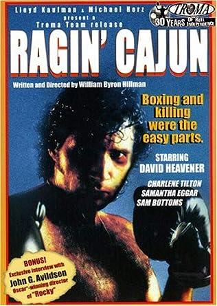 Ragin Cajun David Heavener Charlene Tilton Sam Bottoms William