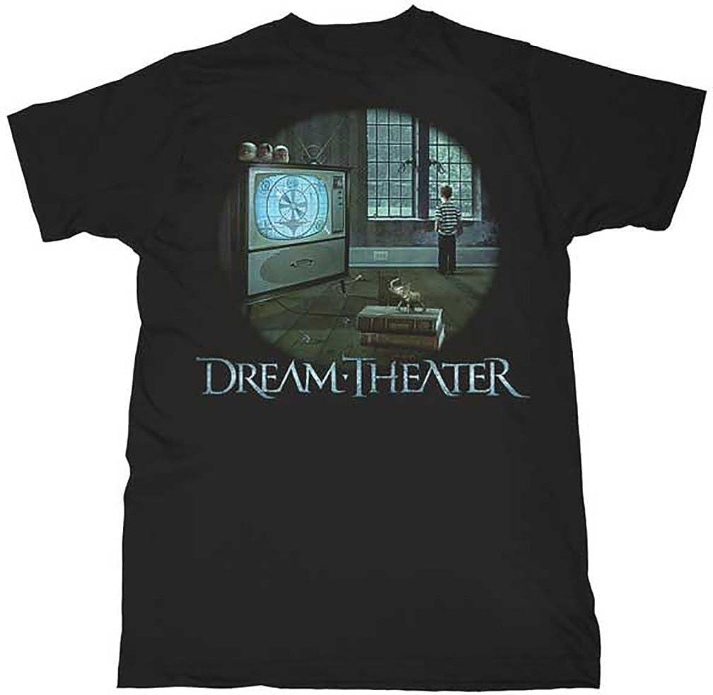 Dream Theater Television T-shirt Black