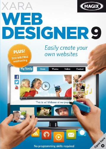 Xara Web Designer 9 [Download] by MAGIX