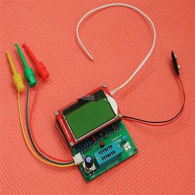 FidgetKute 2016 EZM328(GM328R) Transistor Tester/ESR/Frequency Meter/Square Wave Genera