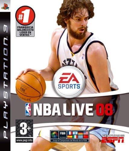 NBA Live 08 (Platinum): Amazon.es: Videojuegos