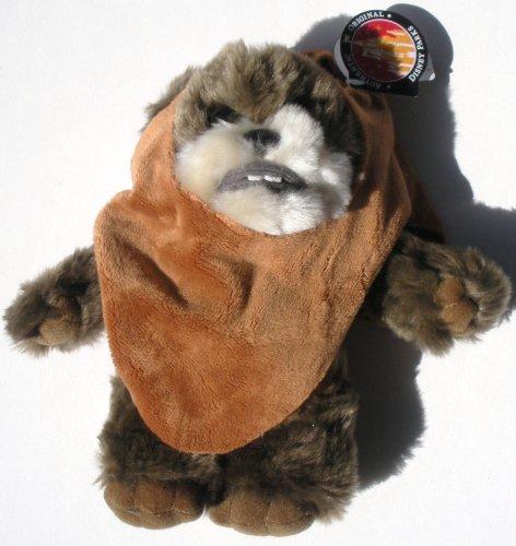 Disney STAR WARS Ewok WICKET Plush Toy Doll -- 9''