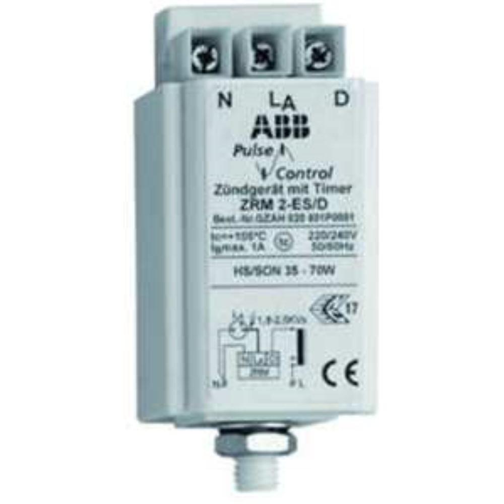 ABB Stotz S S S & J Seguridad dispositivo de encendido ZG ZRM de 2 es/CT 35 – 70 W Starter para iluminación 4013232767517 e81a93