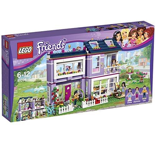 LEGO (LEGO) Friends Emma designer House 41095   B01KBSEVDM