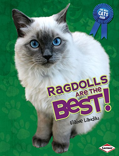 Ragdolls Are the Best! (The Best Cats Ever) - Landau Chocolate
