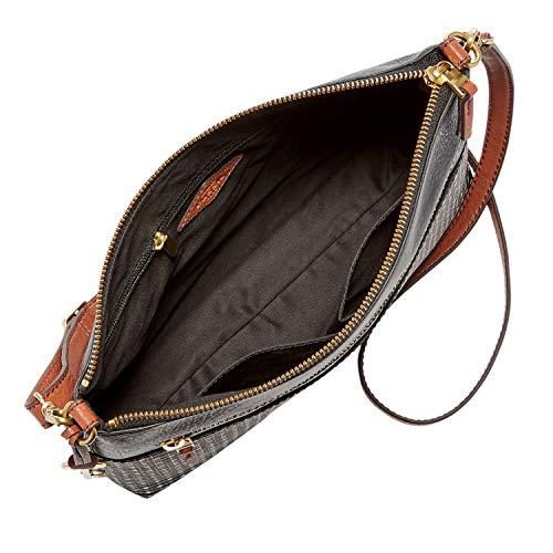 Fossil Women's Fiona Large Crossbody Purse Handbag 5