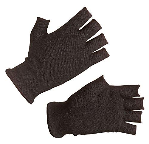 Carbon Technology Pain CheckerTM Open Finger Gloves