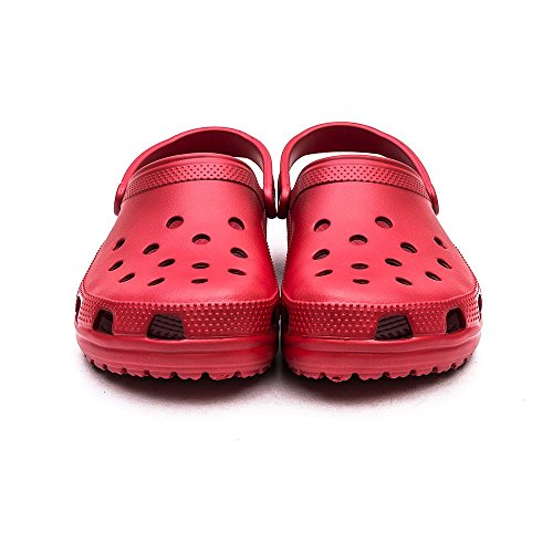 Crocs Classic, Sabot Unisex – Adulto Red (Pepper Red)