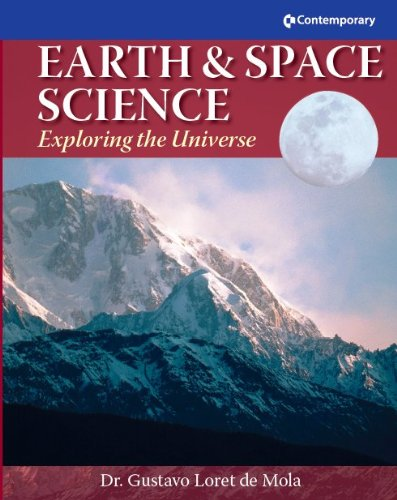 Earth & Space Science: Exploring the Universe - Hardcover Student Text Only (SCIENCE SERIES)