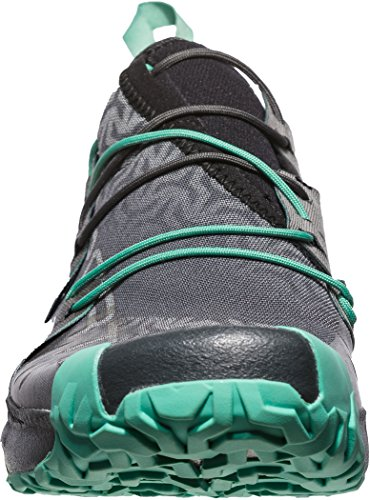 La de Running Mujer Woman Sportiva Multicolor Carbon Green Zapatillas Trail 000 Unika Jade para r68YrwqI