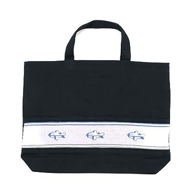 261f4fcd311e Amazon | スモッキング手刺繍レッスンバッグ ひこうき | シューズ&バッグ
