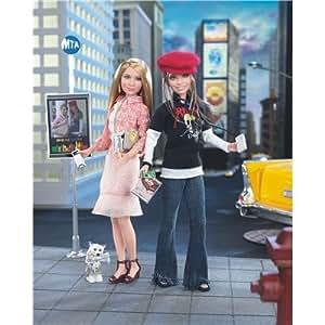 Mary Kate Ashley Olsen New York Minute Dolls