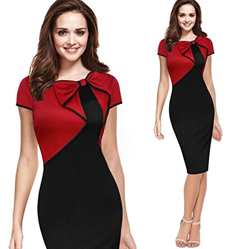 Summer Business Bodycon Casual Dresses
