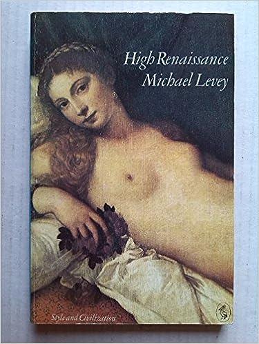 High Renaissance Style and Civilization